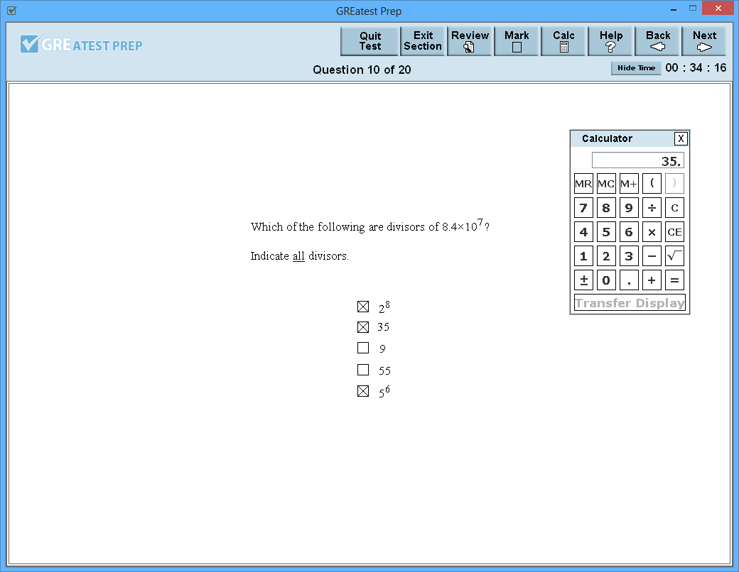 New gre software new gre test simulator greatest prep